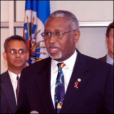 Ambassador Dr. Izben Williams