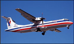 American Airlines Eagle ATR72