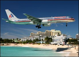 American Airlines St. Kitts - Nevis Flights
