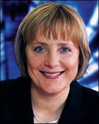 German Chancellor - Angela Merkel