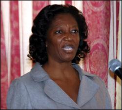 Permanent Secretary - Angelica Elliott