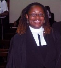 St. Lucian Magistrate - Ann-Marie Smith