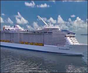 Anthem Of The Seas Heads For St. Kitts