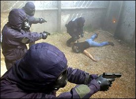 Anti-terrorism Training