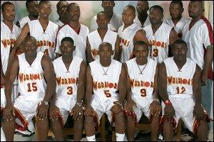 The Antigua Warriors Basketball Team