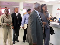 Anguilla Healthcare Delegation