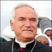 Vatican Represenative - Archbishop Nicola Girasoli