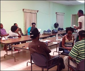 St. Kitts Youths Receive Help From Peers