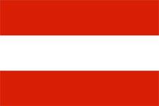 The Austrian National Flag