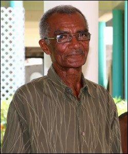 Nevis Author - Bertram Roach