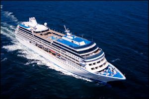 The Cruise Ship - Azarama