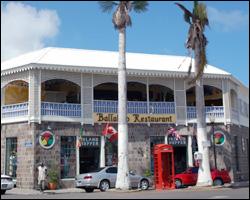 Ballaho Restaurant - Basseterre, St. Kitts