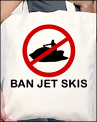 Ban Jet Skis In Nevis