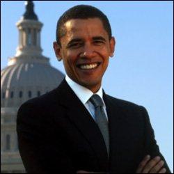 US President - Barack Obama