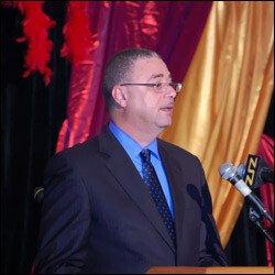 Barbados PM David Thompson