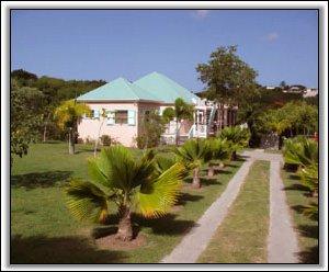 Bathsheba Villa - A Five Bedroom Nevis Villa Rental