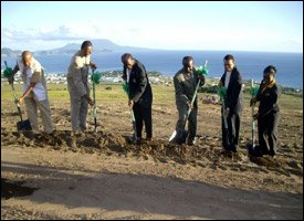 St. Kitts – Nevis Promotes Beacon Heights Project