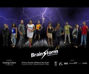 Brainstorm Finals Poster