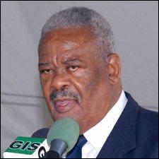BVI Premier - Ralph T. O'Neal