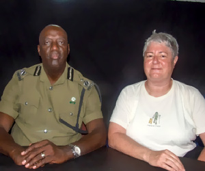 Commissioner Walwyn and Ms Trude