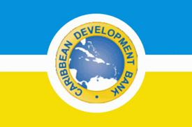Caribbean Development Bank Flag