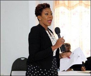 Camara Lee - Nevis HR Department