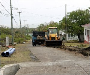 Water Supply Project - Camps Village, Nevis