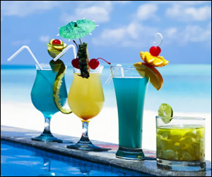 Caribbean Inspired Drinks