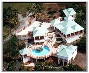 Nevis Villa Rental - Caribbean Glory