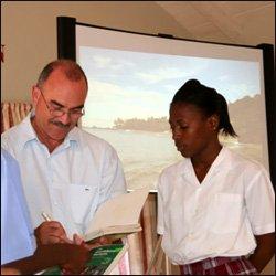 Noted Caribbean Historian Lennox Honeychurch