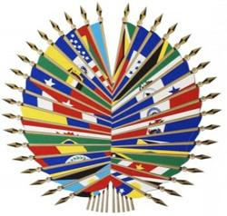 CARICOM Countries' Flags