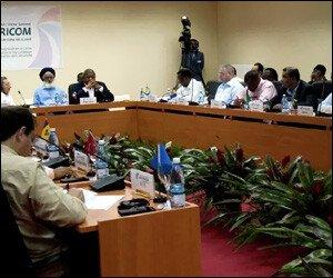 Cuba - CARICOM Summit 2014