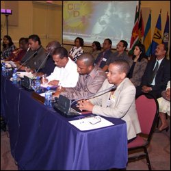 Regional Youth Forum - Paramaribo, Suriname