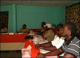 CARILEC Workshop At Pinneys Beach Hotel