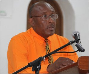 Carl Williams - Nevis Tourism Ministry
