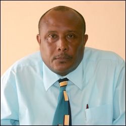 Carl Williams - Nevis Ministry of Tourism