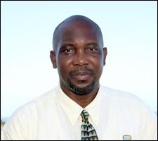 Nevis Island Environment Minister - Carlisle Powell