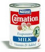 Carnation Tinned Milk Prices Go Up