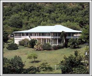 Nevis Villa Rental - Casa Veranda