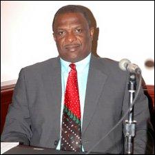 Hon. Cedric Liburd - St. Kitts - Nevis MP