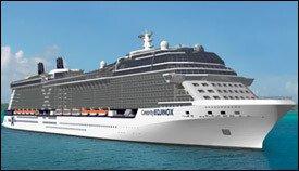 Celebrity's Newest Cruise Ship - Equinox