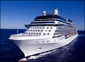 Celebrity Cruise Lines - Silhouette