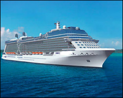 Celebrity Cruise Lines Newest Ship - Eclipse