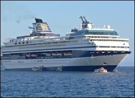 Celebrity Cruise Line's - Mercury