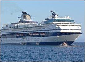 Celebrity Cruise Line's - Mercury
