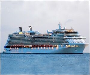 Cruise Ship Bolsters Tourism