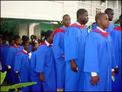 Clarence Fitzroy Bryant College Graduates