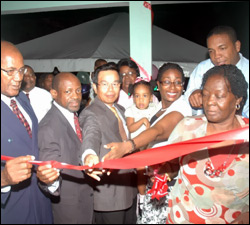 Challengers Community Centre Grand Opening