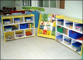 Pre-School Section At Challengers Multi-Purpose Centre
