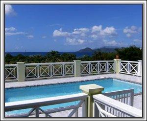 Channel View Luxury Nevis Villa
